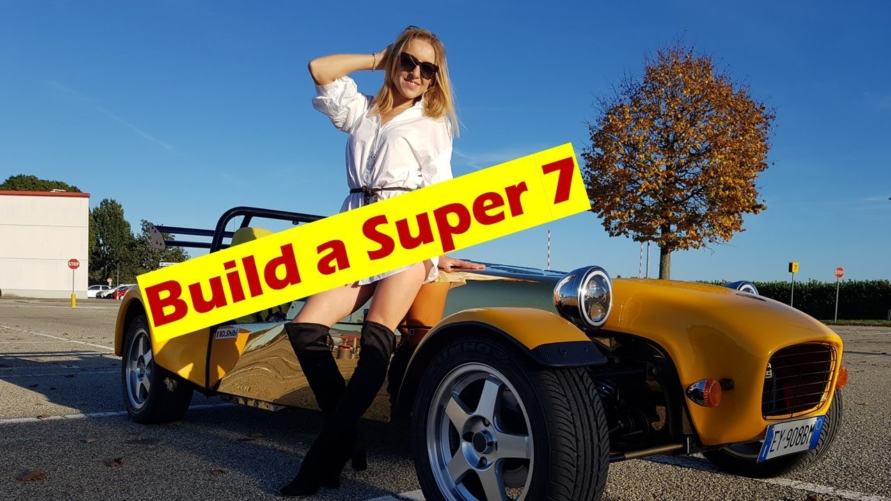 How we built our first Super 7