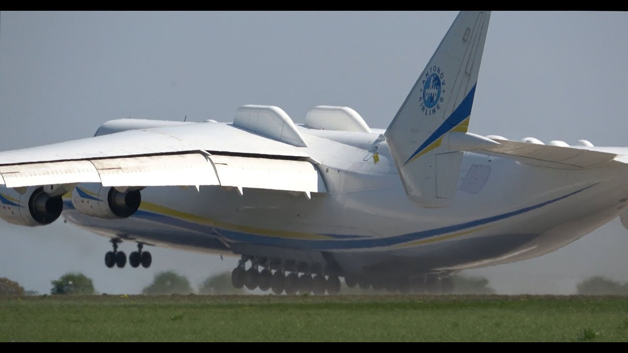 Download The Takeoff of World's Largest Aircraft That Will Blow Your Mind!