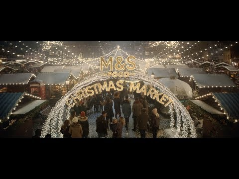 M&S FOOD   This Is Not Just Food... This Is M&S Christmas Food   Christmas Advert 2019