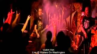 VadimVon - The Chasm (Live at Texas Metal Syndicate)