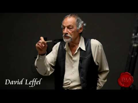 David Leffel Painting Workshop - Making Brush Strokes