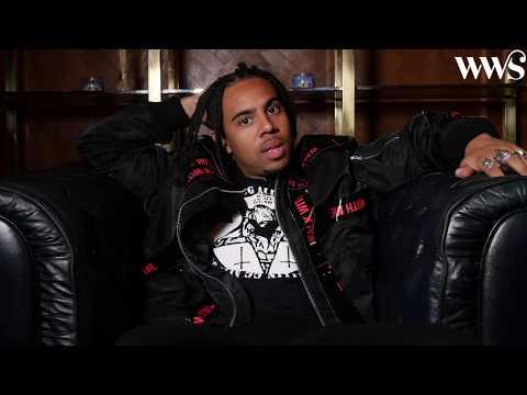 #YOURFIVE WITH VIC MENSA