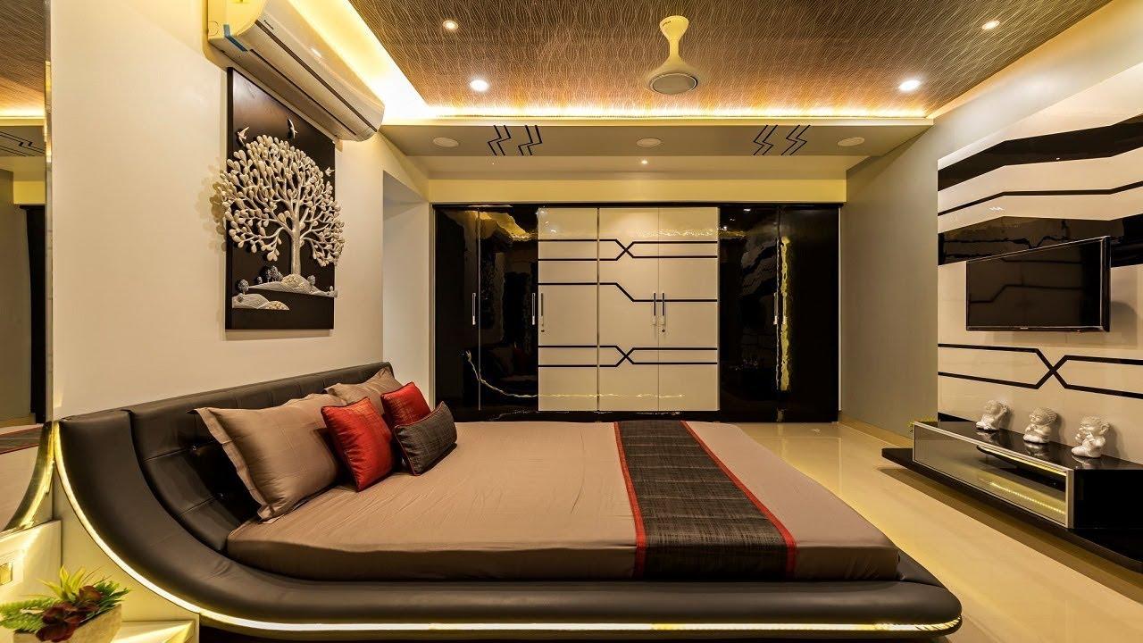 2 Bhk Flat Interior Designing For Mr Devidas Kshirsagar At Ravet Pune Kams Designer Zone Youtube