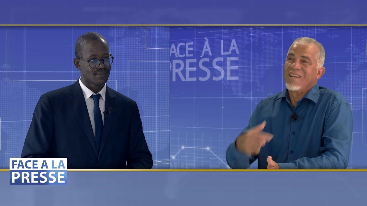 Face à la presse avec Alain PLAISIR, Président du CIPPA - PARTIE 1