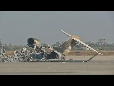 US accuses Egypt and UAE of bombing Tripoli airport