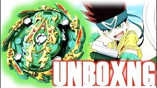 INSANE FREE SPINNING BEYBLADE || Bushin Ashura Unboxing!