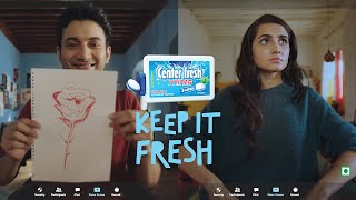 Center fresh Mints- Keep It Fresh x Walk With Me by Taba Chake feat. Vedika Pinto & Rohit Saraf