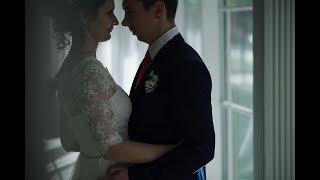 Алексей и Анна. Свадебная вечеринка в коттедже.