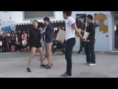 Street Dance and Kungfu