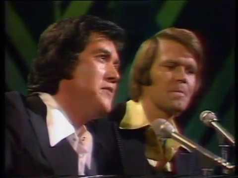 Glen Campbell & Wayne Newton - Glen Campbell Live in London (1975) - Medley