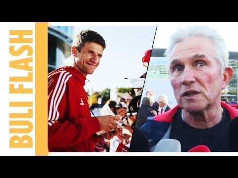 Heynckes fordert mehr Müller-Motivation | FC Bayern München