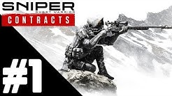 Sniper Ghost Warrior: Contracts Walkthrough Gameplay Part 1 – PS4 1080p Full HD – No Commentary