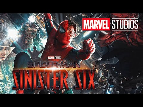 Spider-Man Far From Home Sinister Six News Explained - Comic Con 2018