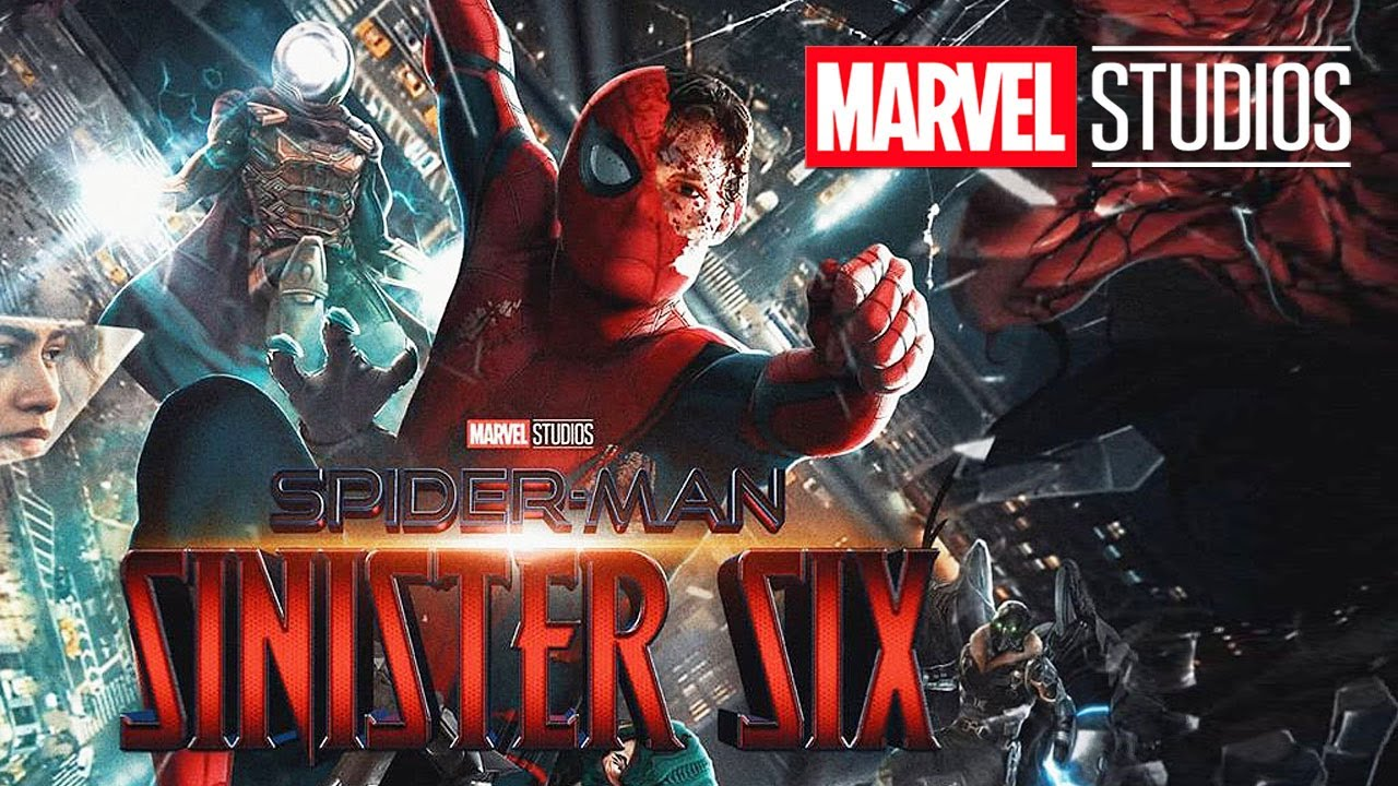 spider-man far from home sinister six news explained - comic con