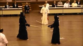 東京八段戦決勝 石田ー香田 有効打はどっち?