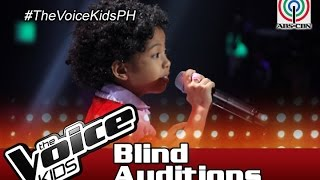 "The Voice Kids Philippines 2016 Blind Auditions: ""Tomorrow"" by"