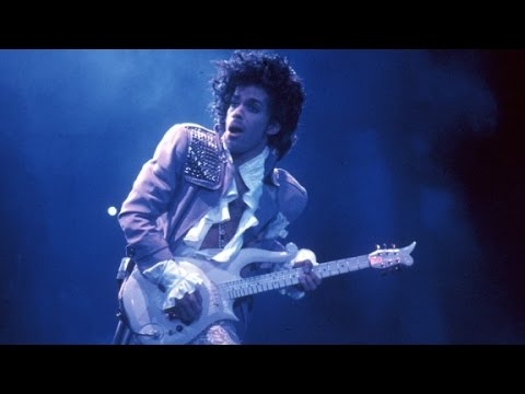 Prince's most iconic moments