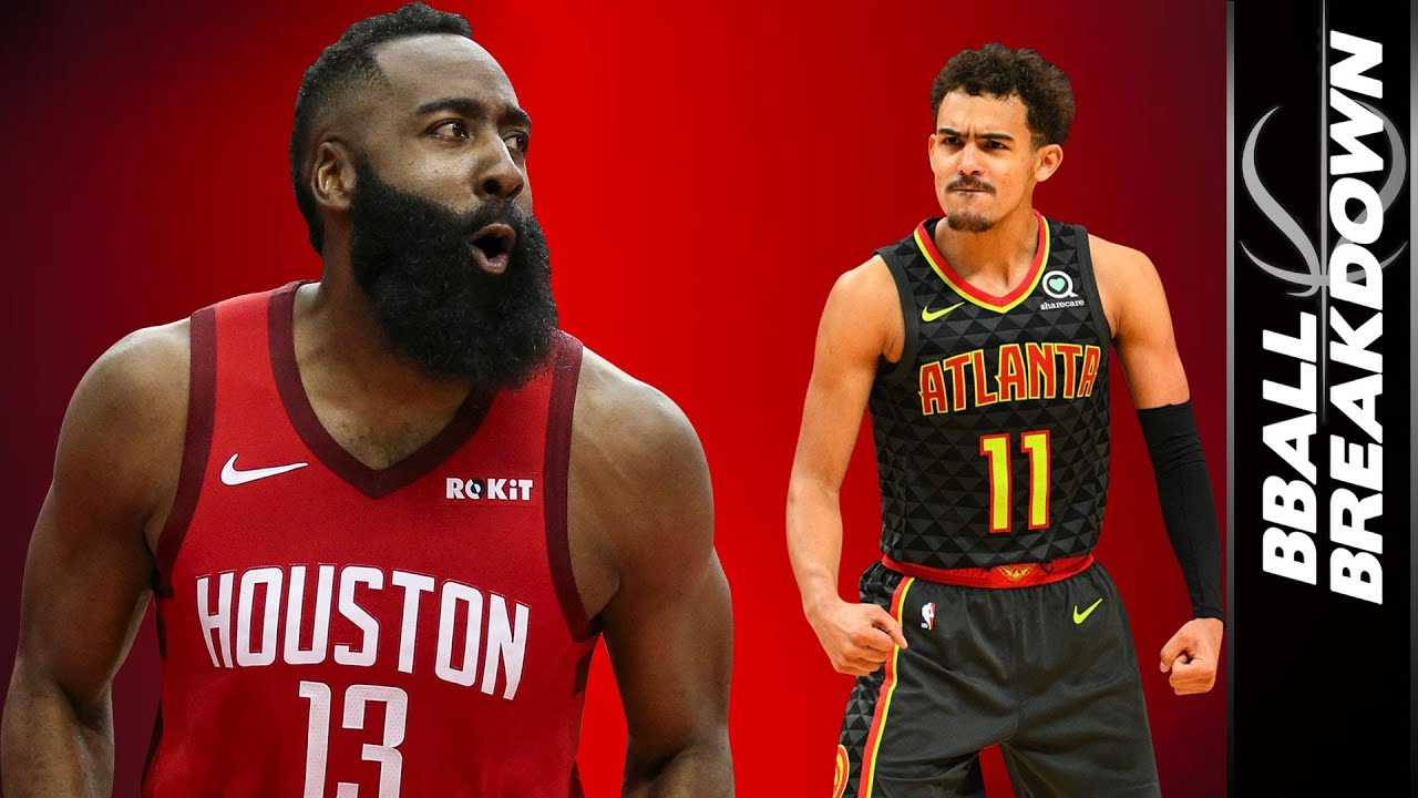 Why James Harden And Trae Young Deserve EVEN MORE Assists