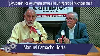 Voces de Cambio - ¿Ayudarán los Ayuntamientos a la Universidad Michoacana?