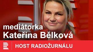Kateřina Bělková: Češi dnes nemají dobrý postoj k rodině