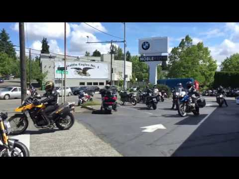 Kitsap Peninsula Day Ride - June 10, 2017