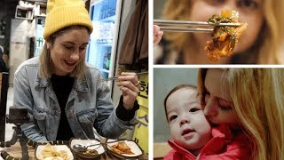 Australians try Korean Spicy Duck Soup