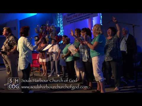 Pastor Appreciation Service 2017