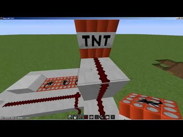 Tutorial Mincraft 1 - Cannone, 3 versioni e automatico