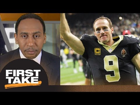 Stephen A. Smith: Drew Brees was