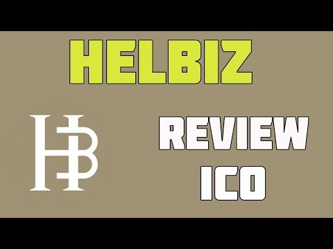Helbiz ICO Review - P2P Transportation Rentals on the Blockchain. Обзор Helbiz ICO