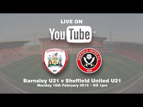 Barnsley U21 v Sheffield United U21