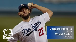 Dodgers' Clayton Kershaw will start Game 1 of World Series