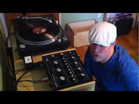 Pierre de Lux on E&S DJR-400