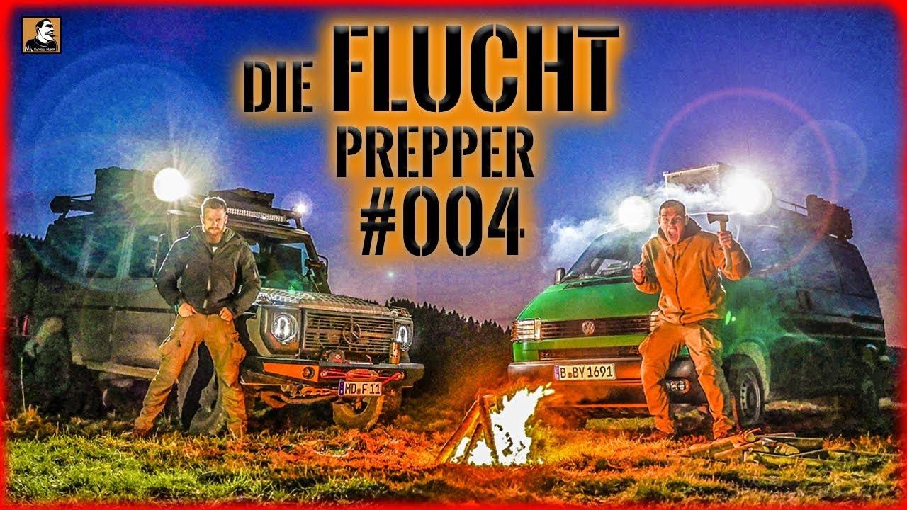 Download Flucht mit PREPPER NOTFALL VAN #004   ÜBERLEBEN im ERNSTFALL   Survival Mattin