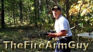 ruger 10 22 w ati tactical stock thefirearmguy