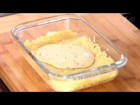 Картофельный пирог с тушеной свининой. Вкусные советы. 2.12.2015 без регистрации и смс