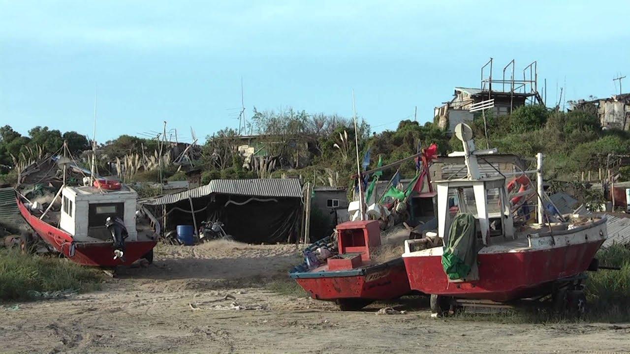 Colonia de pescadores del balneario san luis canelones - Fotos de canalones ...