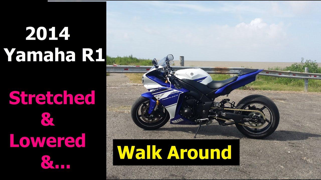 Yamaha R Stretched