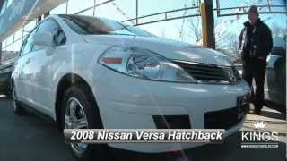 2008 nissan versa for sale