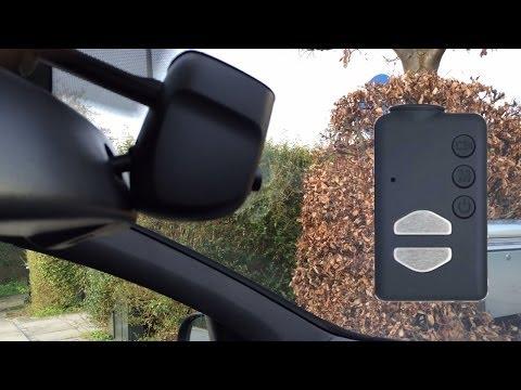 Mobius Dashcam, Hidden Installation