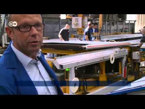 видео: Успех немецких рефрижераторов на европейском рынке