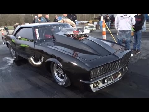 Street Outlaws Nola Godfather vs Swampthing