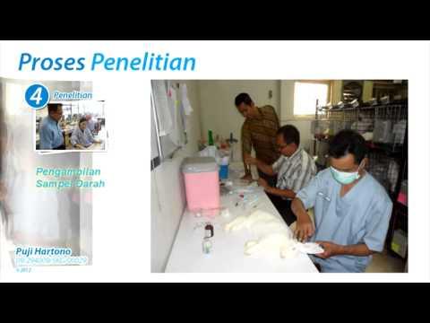 Video Presentasi Proses Penelitian Gigi + Hasil & Pembahasan FKG UGM oleh drg. Puji Hartono Sp. Ort