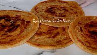 Chapati/Jinsi ya kupika chapati laini za kuchambuka