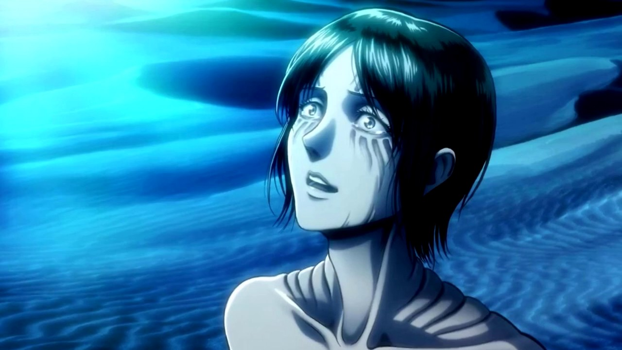 Attack On Titan Season 2 Episode 10 Ost Call Of Silence Ymir Theme Youtube