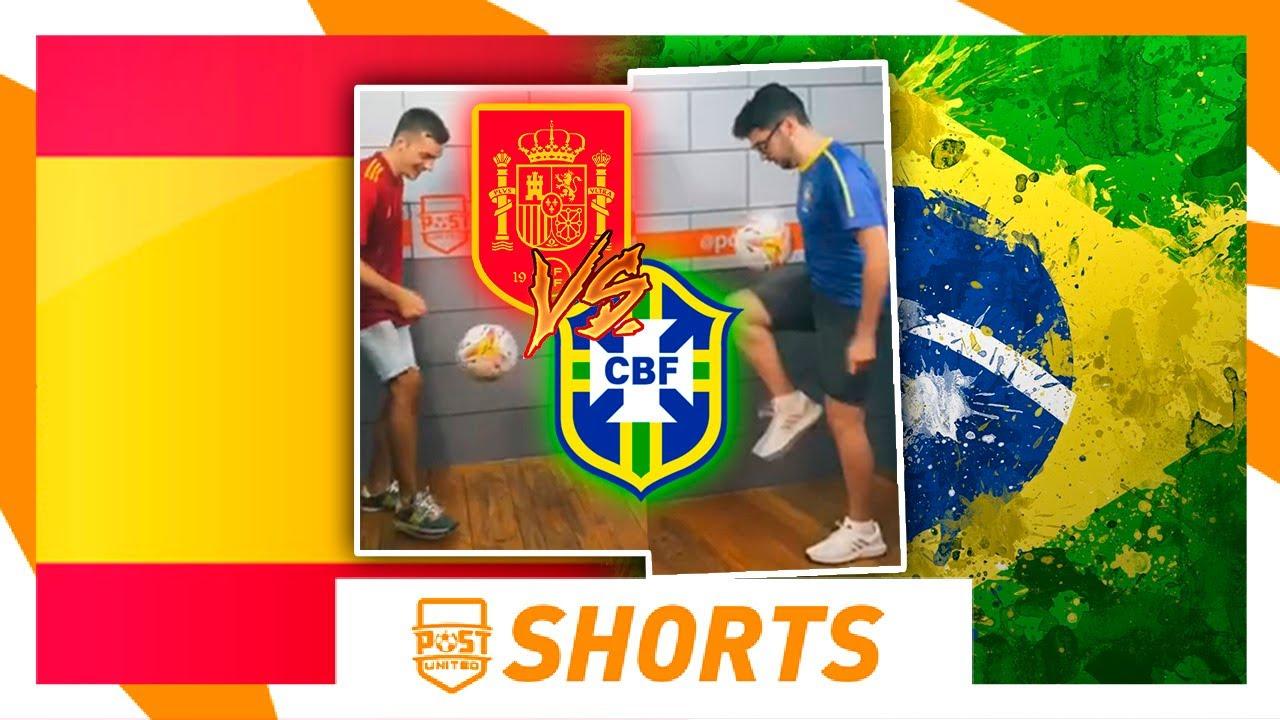 ¿QUIÉN GANARÁ el BRASIL VS ESPAÑA?