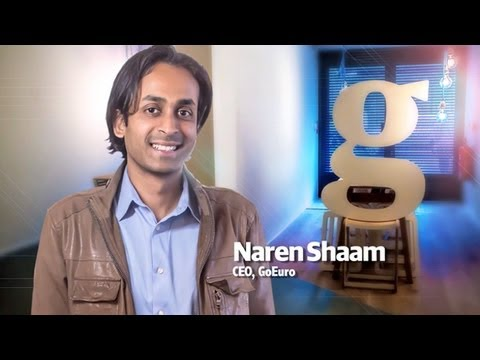GoEuro's Naren Shaam on revolutionising the travel industry