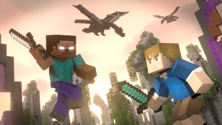 Repeat youtube video Different Heaven & EH!DE - My Heart | Minecraft Animation