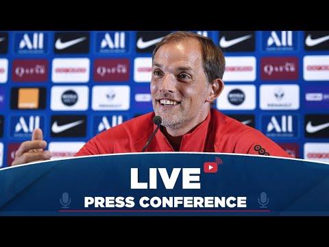 🎙 Conférence De Presse De Thomas Tuchel Avant Paris Saint-Germain 🆚 FC Nantes
