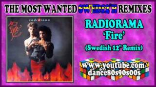 RADIORAMA - Fire (Swedish 12